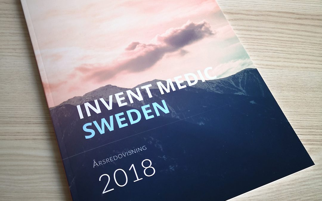 Invent Medic Annual Reports for 2018