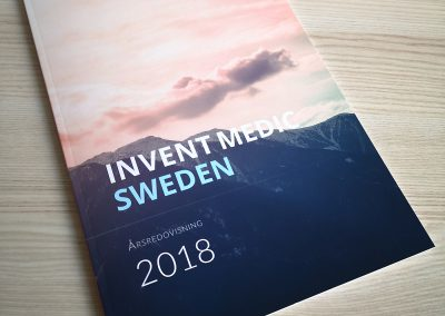Invent Medic Annual Report 2018