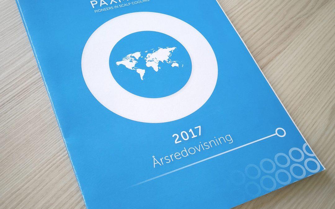 PAXMAN årsredovisning för 2017