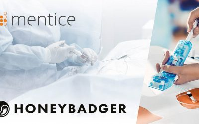 Mentice appoints Honeybadger as the company's IR communication partner