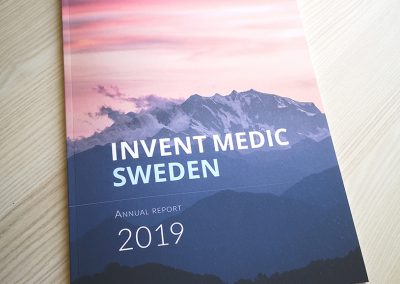 Invent Medic Annual Report 2019