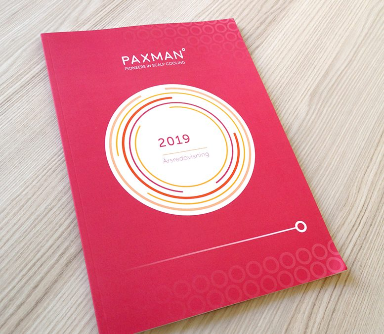 PAXMAN Annual Report 2019
