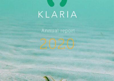 Klaria Annual Report 2020