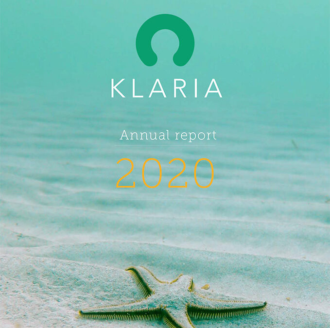 Klaria Årsredovisning 2020